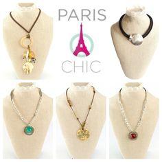 ÚLTIMAS UNIDADES  No esperes a que se acaben. Consigue tu collar rebajado por 20€!!! 5 modelos diferentes  http://parischic.es/categoria-producto/rebajas/  #rebajas #acero #plata #zamak  #parischic #collares #anillos #complementos #moda #sinfiltros #fashionblogger #trend  #fashion #fashionable #instafashion  #fashionstudy #outfit #loveit  #beautiful #loveit #bisutería #bijouterie #handmade #collar #pulsera #pendientes #trend #tiendaonline