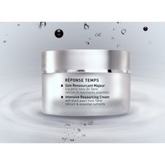 Intensive Resourcing Cream restores the  skin's ionic balance providing well-being, strength and support.