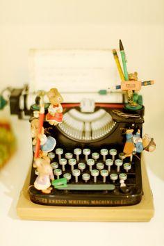 petit typewriter