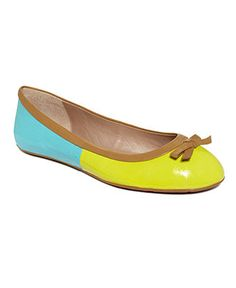 Cozy Commuters DKNY #flats #shoes BUY NOW!