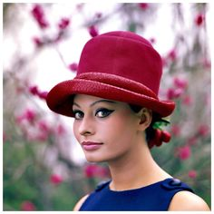 """Learn more about luscious style icon and actress, Sophia Loren (originally """"Sofia"""" Loren) and enjoy our Sophia Loren photo gallery. Sophia Loren, Loren Sofia, Glamour Hollywoodien, Hollywood Glamour, Classic Hollywood, Old Hollywood, Trash Film, Most Beautiful Women, Beautiful People"""