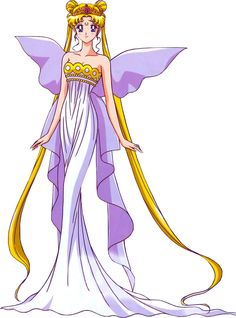 Queen Serenity #sailormoon