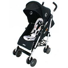 New for 2012 the Bubble is an umbrella stroller that has reversible seat, and can be folded with the seat rear facing or forward facing. £199.98