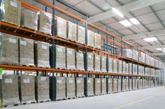 Pallet Storage From £3 per week!