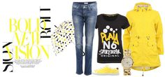 Daily updated selection of news fashion clothing, shoes and accessories for women, men and children. New Fashion, Fashion Outfits, The Originals, Yellow, T Shirt, Clothes, Women, Supreme T Shirt, Outfits