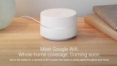 Google WiFi - Un micro-routeur WiFi pilotable avec son smartphone ! | Jean-Marie Gall.