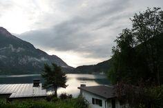 Il lago di Ledro (Trento)