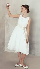 vestidos de primera comunion cortos y sencillos