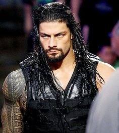 Roman Reigns - Wanted for ovarie killing. Extremely dangerous to female reproductive organs.