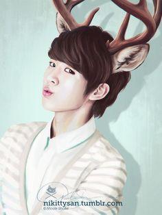 Lee Sung Yeol fanart