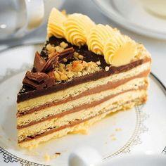 Торт «Ленинградский» рецепт – выпечка и десерты. «Афиша-Еда»
