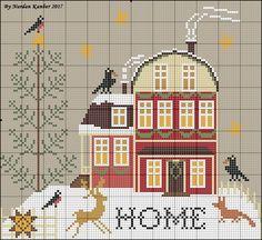 """Home for Christmas"" By Nurdan Kanber 2017"