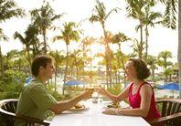 Hilton Aruba Caribbean Resort & Casino Hotel, AU -Sunset Grille Restaurant