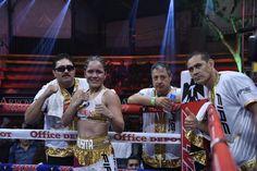 Con tarjetas de 100-90, la boxeadora lagunera y Deportista Exclusiva de Fire Sports, Yazmín 'La Rusita' Rivas se impuso por decisión unánime a la...