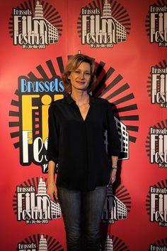 Astrid Whettnall, member of jury, Brussels Film Festival