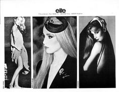 The Model Archives of Marlowe Press    Elite (Paris)1980