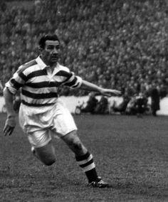 Sean Fallon of Celtic in 1954.
