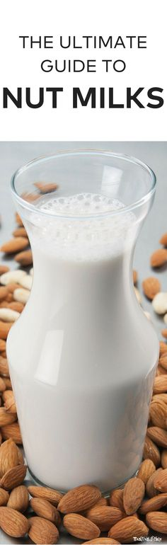 Break out of your shell with these nondairy alternatives