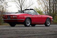 Herando - Maserati Mistrale Spyder, one of 12 RHD Ferrari California, Classic Sports Cars, Woodstock, Maserati, Vehicles, Autos, Convertible, Automobile, Car