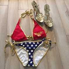 cfd7cc84c 23 Best Wonder Women Bikini images in 2016 | Women swimsuits ...