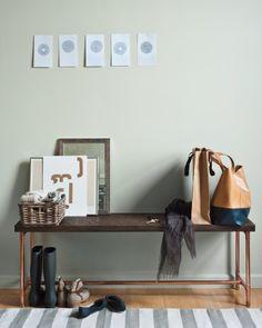 DIY Industrial-Chic Bench