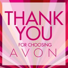 For all my Avon customers