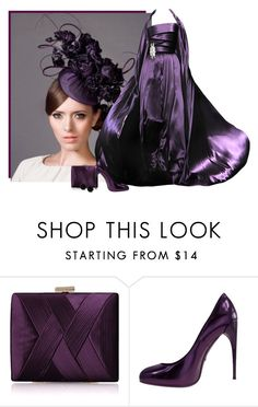 """""""thursday"""" by divacrafts ❤ liked on Polyvore featuring Stephane Rolland, La Regale, Lanvin and Original"""