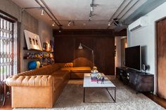 Galeria de Apartamento Biazzi / Estúdio Penha - 1