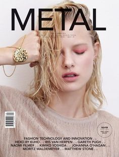 METAL Magazine - Metal Summer 2011 Cover