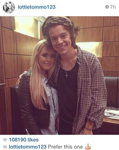 Lottie Tomlinson | Plot twist: What if this is the real Larry Stylinson