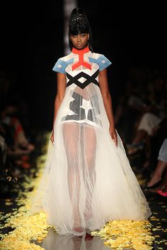 IMPRINT Summer 2013 by Black Coffee - South Africa Fashion Week