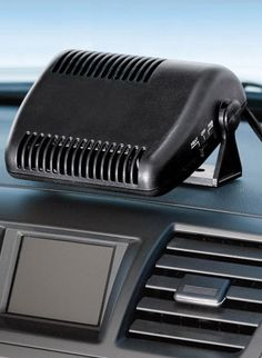 $14.99 Car Heater Fan- Living in WA where it snows in the winter, this would be a big help to get the windows cleared up faster.