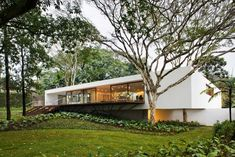 Santo Amaro House by Isay Weinfeld #architecture # house