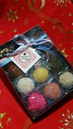 Caixinha de Brigadeiro Gourmet DaGio  Diversos sabores Encomende o seu pelo whatsapp   41 9231 2447