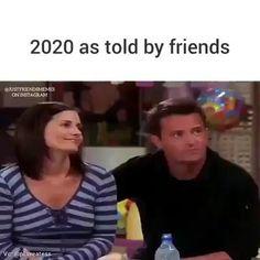 Super Funny Videos, Funny Video Memes, Crazy Funny Memes, Funny Short Videos, Really Funny Memes, Funny Relatable Memes, Friends Best Moments, Friends Tv Quotes, Friends Scenes