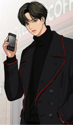 Call me suho Handsome Anime Guys, Cute Anime Guys, Angel Wallpaper, Astro Wallpaper, Boy Illustration, Webtoon Comics, Cute Cartoon Wallpapers, Boy Art, Anime Art Girl
