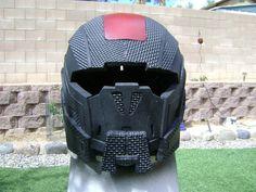 Mass Effect Breather Helmet by Skullqueen57.deviantart.com on @deviantART