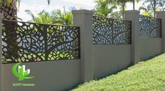30 Best Inspiring Fence Panels For Bordering Yard, Built of panels, it may easily be extended. Our fence panels are constructed with the maximum quality materials and construction. Vinyl fence panels h. Decorative Fence Panels, Metal Panels, Metal Facade, Decorative Metal, Metal Siding, Tor Design, Gate Design, Outdoor Screen Panels, Modern Fence Design