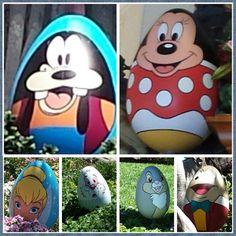 Disneyland Resort Egg-Stravaganza Character Egg Hunt (Video/Pictures)