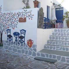 in the Greek island of Kimolos...