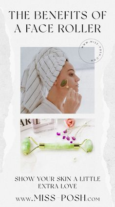 Makeup Products, Beauty Products, Face Roller, Facial Muscles, Facial Massage, Girls Dream, Print Ads, Natural Makeup, Skin Care Tips