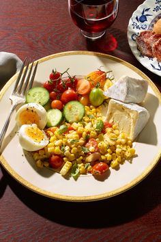 NYT Cooking: Here's a recipe for sweet-corn salad designed to preserve the dignity of the solitary diner. The salad itself requires minimal cooking, which means the small amount of time you spend on it can all be attentive and quite personal. It amounts to simple cutting of kernels from the last of the season's corn cobs, and warming them in good olive oil with garlic, some scall...