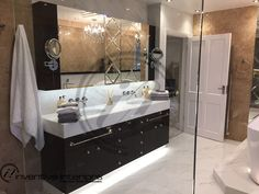 Contemporary interior designer - One-stop solution for contemporary interior design and luxury living. Interior Design London, Contemporary Interior Design, Luxury Interior Design, Interior Stylist, Luxury Living, Double Vanity, Bathroom, Modern, Furniture