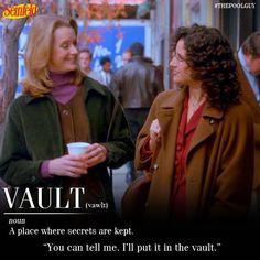 Seinfeld | vocabulary | vault