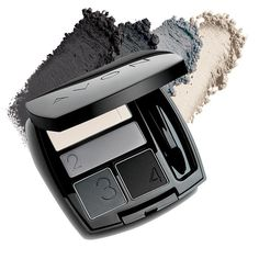 Travel with your entire eye makeup in one compact. https://www.avon.com/product/avon-true-color-eyeshadow-quad-48854?rep=chicagosnatalie #MakeUp #MakeupAddict #Beauty #InstaGood #Beautiful #Fashion