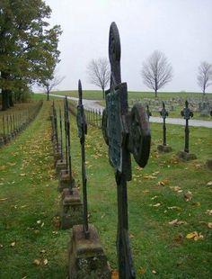 St. Vincent's Cemetery, Latrobe, Pa.