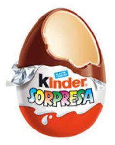 Kinder Sorpresa Original Italian Candy Supplier : Pelican Dairy & Food LLC  Kinder Surprise, also known as a Kinder Egg or, in the original Italian, Kinder Sorpresa, is a candy manufactured by Italian company Ferrero.
