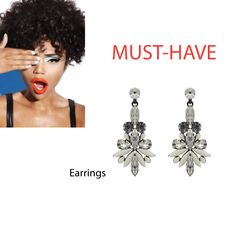 Musthave mindjusice! #musthave #earrings #brosh