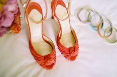 96 Cheerful Orange Wedding Ideas | HappyWedd.com