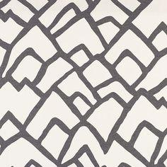 CR Laine Fabric: Zimba Charcoal